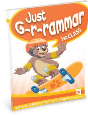 Just Grammar 1st Class Educate