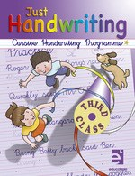 Just Handwriting 3 for 3rd Class Educate