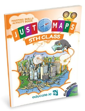 Just Maps Fifth Class Educate