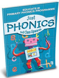 Just Phonics 3rd Class Plus Spelling Practice Booklet Educate