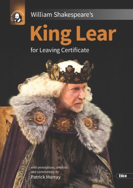 King Lear for Leaving Cert New Edition Ed Co