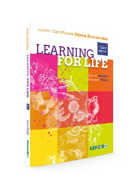 Learning For Life 3rd Edition Pack of Book and Workbook Junior Cert Folens