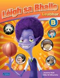 Leigh Sa Bhaile Leabhar B Second Class CJ Fallon