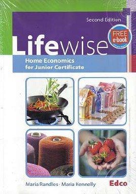 Lifewise Set of Book and Workbook Junior Cert 2nd  Edition with Free eBook Ed Co