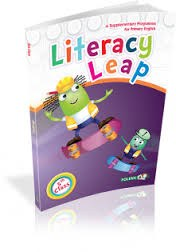 Literacy Leap 5th Class Folens