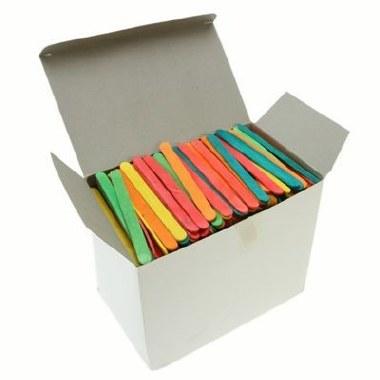 Lollipop Sticks 1000 Colour