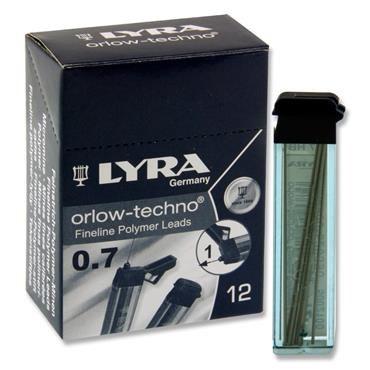 Lyra Polymer HB Pencil Leads 0.7mm