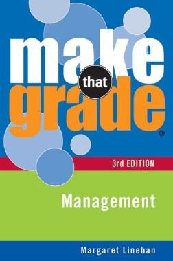 Make That Grade Management 3rd Edition Gill and MacMillan