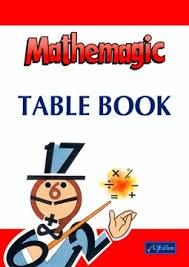 Mathemagic Table Book CJ Fallon