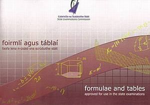 Mathematical Formula and Tables Log Tables