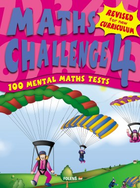 Maths Challenge 4 Fourth Class Folens