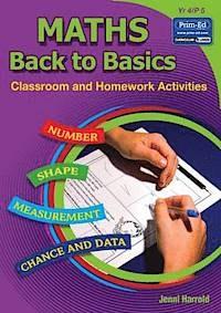 Maths Homework Back to Basics Book D Third Class Prim Ed