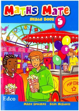 Maths Mate 5 Skills Book for Fifth Class Ed Co