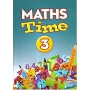Maths Time 3 Activity Book Third Class Ed Co