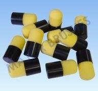 Foam Sponges Mini Dabbers 12 Pack