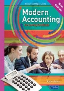 Modern Accounting New Edition Leaving Cert CJ Fallon