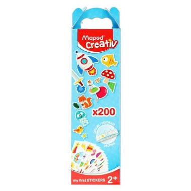 Maped Creativ 200 My First Stickers 2+