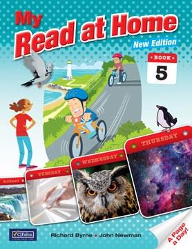 My Read At Home 5 New Edition CJ Fallon
