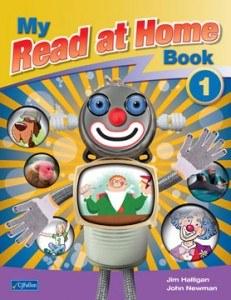 My Read at Home Book 1 First Class CJ Fallon