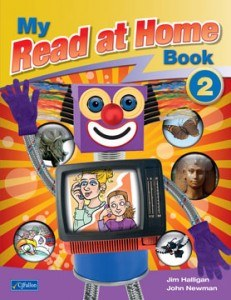 My Read at Home Book 2 Second Class CJ Fallon