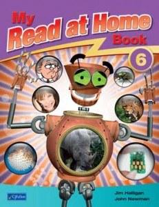 My Read at Home Book 6 Sixth Class CJ Fallon