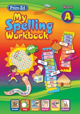 My Spelling Workbook A Senior Infants Prim Ed New Edition