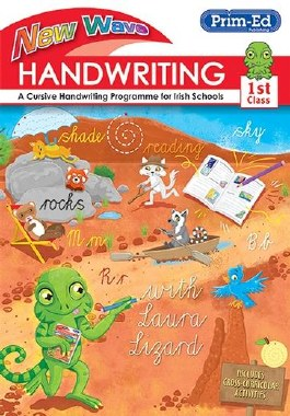 New Wave Handwriting First Class Prim Ed
