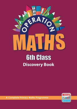 Operation Maths 6 Discovery Book Only Ed Co