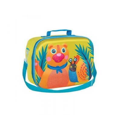 Opps Happy Snack Lunch Bag - Forest