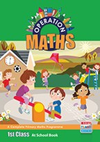 Operation Maths 1 At School Book and Assessment Ed Co