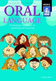 Oral language Middle Classes 3rd and 4th Class Prim Ed