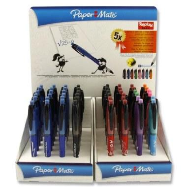 Papermate Replay Green Pen