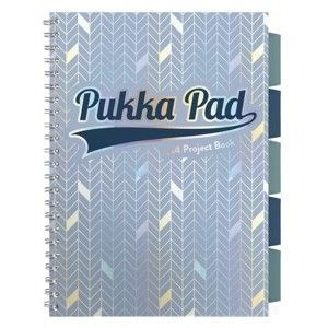 Pukka Pad Project Book A4 Glee Light Blue