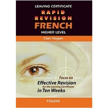 Rapid Revision French Higher Level Leaving Cert Folens