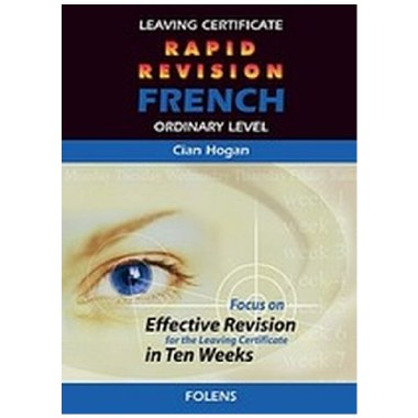 Rapid Revision French Ordinary Level Leaving Cert Folens