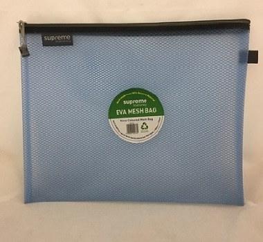 Mesh Folder Recycled EVA B4 Navy Supreme