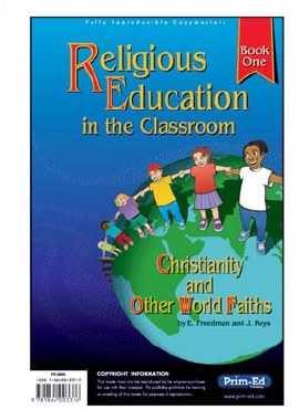 Religious Education In the Classroom Book 1 First and Second Class Prim Ed