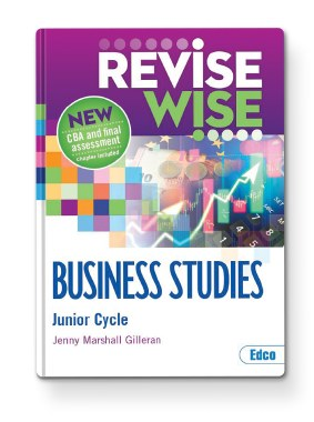 Revise Wise Business Junior Cycle Common Level Ed Co