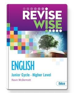 Revise Wise English Junior Cert Higher Level Ed Co
