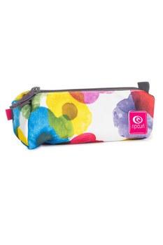 Rip Curl Pencil Case Single Zip Flower Mix Multicolour
