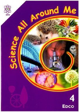Science All Around Me 4 Textbook for 4th  Class Ed Co