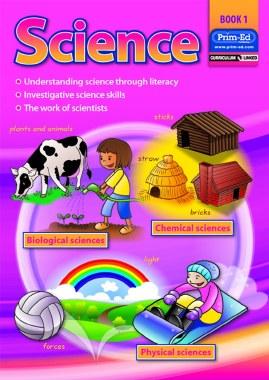 Science Understanding Science Through Literacy Book 1 Senior Infants Prim Ed