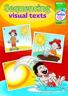 Sequencing Visual Texts Book 1 Junior Infants Prim Ed