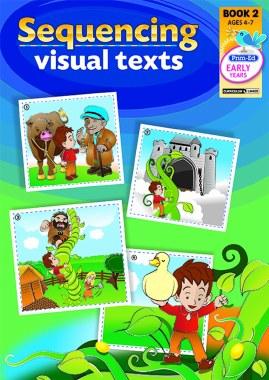 Sequencing Visual Texts Book 2 Senior Infants Prim Ed