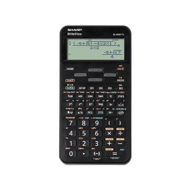 Calculator Sharp Scientific EL-531TLB-BK * New Model *