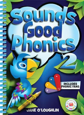 Sounds Good Phonics Book 2 Senior Infants Gill and MacMillan