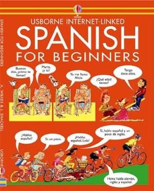 Spanish For Beginners Usbourne