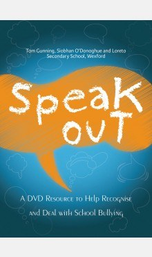 Speak Out DVD to Help Recognise and deal with School Bullying Veritas