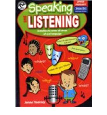Speaking and Listening  Upper Classes Fifth and Sixth Class Prim Ed