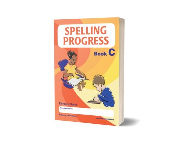Spelling Progress Book C Outside The Box